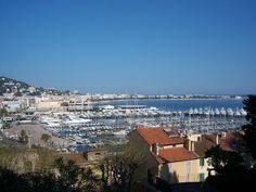 Cannes - http://johnrieber.com/2012/05/15/big-stars-bright-lights-cannes-cannes-cannes-the-film-festival-up-close/