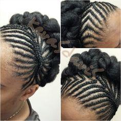 It's Braid Season! #kediva #educator #platformartist #godsgirl #ireallylovethis #bbtsalon #healthyhair #artistic #hairlove #HAPPY #hair #gkhairgirl #gklove #NaturalHair #natural #braidedup #braid #braids #bun #simple #design #teamnatural #allhers