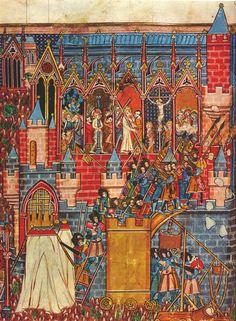 This Day in History: Nov 27, 1095: Pope Urban II orders first Crusade http://dingeengoete.blogspot.com/
