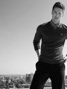 Dean Geyer... we are meant for each other