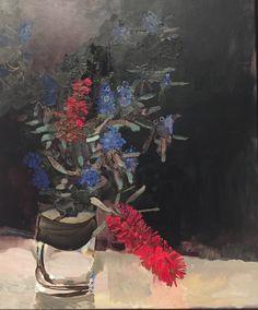 Adam Pyett, oil on canvas.