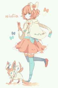 Pokemon (human version)