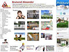 Facebook met Bruisend wijknieuws Bruisend Alexander. Liskwartier, en veel meer op social media