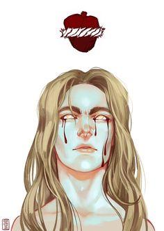 Alucard in tears Castlevania Dracula, Alucard Castlevania, Castlevania Netflix, Hellsing Alucard, Character Concept, Character Art, Character Design, Castlevania Wallpaper, Lestat And Louis
