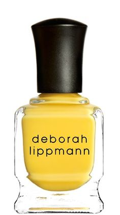 Deborah Lippmann Nail Lacquer - Yellow Brick Road