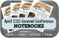 Gen. conf. notebooks