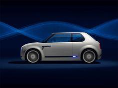 Golf po Japonsko - Koncepti: Honda Urban EV   Avtomanija
