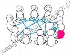 Ιδεες για δασκαλους: Ας γνωριστούμε καλύτερα...παίζοντας! School Fun, Back To School, Greek Language, Team Games, Beginning Of School, Party Games, Classroom, Colours, Teaching