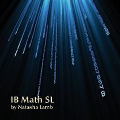 These IB Math SL materials are designed for teachers delivering the IB Mathematics Standard Level curriculum. ISBN: HMIBMCS