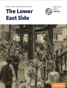 #TeachNYPL #CommonCore NYC Then & Now: Our Study Guide to the Lower East Side. Fully downloadable PDF with census records, archival maps, Venn diagrams, text dependent questions and more. http://www.nypl.org/sites/default/files/lowereastsideguide-final.pdf