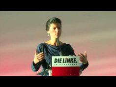 """Kurzbeschreibung  Sahra Wagenknecht, DIE LINKE: »Nötig sind klare Ansagen und politische Konsequenzen«  Veröffentlicht am 28.03.2017 Sahra Wagenknecht begrüßt die Teilnehmenden der Konferenz der Fraktion DIE LINKE. im Bundestag """"Quo vadis Deutschland-Türkei?"""" im Paul-Löbe-Haus in Berlin. Auf ihrem Facebook-Account schreibt sie dazu: """"Wenn Erdogan damit droht, dass künftig kein einziger Westler auch nur irgendwo auf der Welt sicher und beruhigt  Weiterlesen auf: YouTube"""