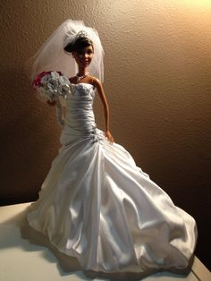 Personalized MADE TO ORDER Couture Bridal Replica Doll