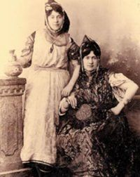 Moorish Algerian Women
