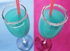 Turquoise Lemonade