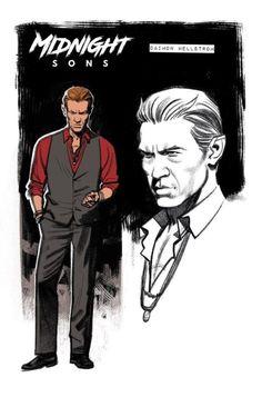 - by Greg Smallwood Marvel Comic Books, Comic Books Art, Comic Art, Marvel Comics, Book Art, Marvel Heroes, Marvel Avengers, Comic Character, Character Design