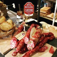 I nostri salumi sono perfetti per accompagnare i vostri spuntini pomeridiani provare per credere! #anticamacelleriacanzone #caccamo #salumi  #sicilia  #gusto #taste