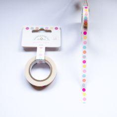 Confetti Washi Tape. Sugar Shoppe  Collection