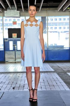 Catherine Malandrino S/S 2014 NYC Fashion Week