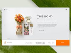Here's a peak at Bloomthat.com's new product detail page. Bloomthat is an incredible flowers on-demand business that is now shipping across the nation with next day delivery — an insane feat with s...