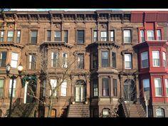 My neighborhood in Jersey City