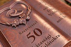 Házassági évfordulóra keresel különleges, nem mindennapi ajándékot? Ez a fakönyv, könnyeket csal a szemekbe. Wedding Rings, Engagement Rings, Enagement Rings, Diamond Engagement Rings, Wedding Ring, Engagement Ring, Wedding Band Ring