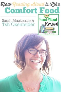I'm really excited about today's podcast! Tsh Oxenreider and I talked about how travel impacts her family's read-aloud life, her favorite resources for books, and more!
