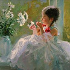 Vladimir Volegov Born in Chabarovsk, Russia, Vladimir began painting at the age of three and h...