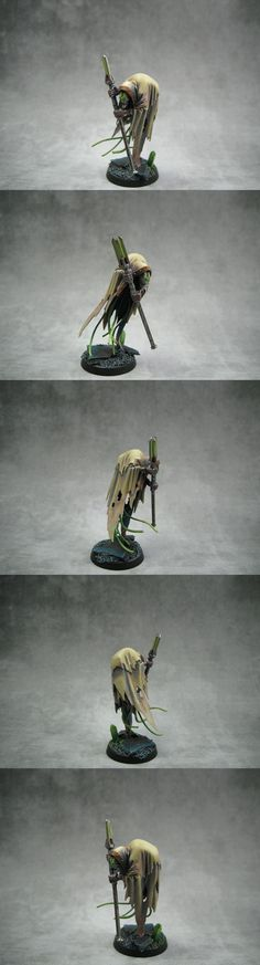 Necron Cryptek - Harbinger Of Despair