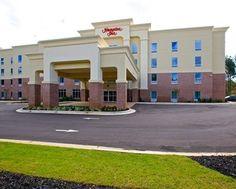Hampton Inn Atlanta McDonough Hotel, GA - Exterior