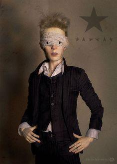 The Katyok | Imma Blackstar | Celebrating David Bowie's album BACKSTAR.