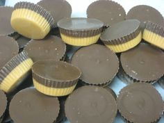 Peanut Butter Cups for dogs