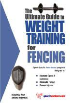 The Ultimate Guide to Weight Training for Fencing is the most comprehensive and up-to-date fencing-specific training guide in the world today. It contains descriptions and photographs of over 80 of th