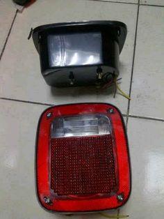 jual lampu stop belakang -untuk mobil cj7 -harga sepasang kiri kanan,tomato wtc 082210151782
