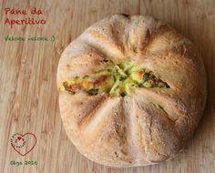 Pane da Aperitivo velocissimo :) | Un cuore di farina senza glutine
