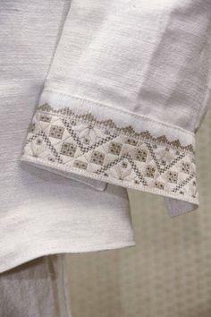 Вічна конопля - фрагмент рукава - Одяг - Український Сувенір