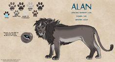 Alan V2 by NadiavanderDonk.deviantart.com on @deviantART
