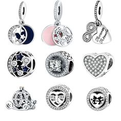 set pandora charm originali