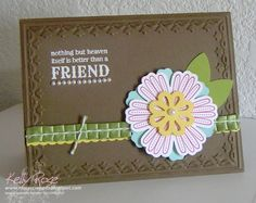 Kelly Rose, Independent Stampin' Up! Demonstrator: Stampin' Up! Mixed Bunch Mini Catalog Case