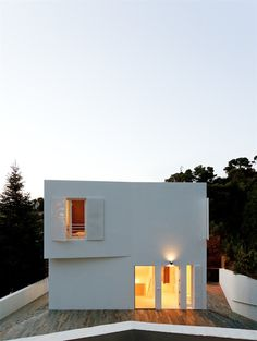 ONE FAMILY HOUSE IN VALLVIDRERA, BARCELONA. YLAB ARQUITECTOS BARCELONA