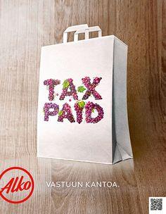 Tax Paid / Alko