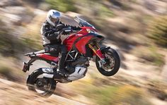 Ducati Multistrada 1200 S Sport - Motorcycle Custom Moto Ducati, Ducati Motorcycles, Ducati 1200s, Ducati Multistrada 1200 S, Baby Bike, Enduro, Motorcycle Art, Hot Bikes, Dirtbikes