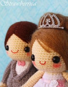 Amigurumi wedding