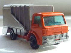 MATCHBOX LESNEY of England Ford Refuse Truck by EauPleineVintage, $7.96