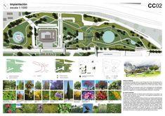 Galería de Primer Lugar Concurso Parque, Centro de Exposiciones y Convenciones en Buenos Aires. - 3