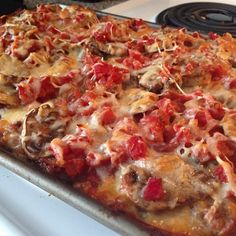 Chicago-Style Pan Pizza Photos - Allrecipes.com
