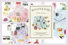 BONJOUR PARIS DE MARIN MONTAGUT