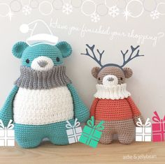 15 days till ChristmasI can still squeeze in domestic orders if you're quick