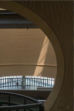 烩设计The Shanghai Poly Theater, Jiading, China, 2013, TADAO ANDO