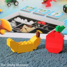 Lego creationary game