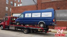 http://www.towingchicago.com/  Contact the company that offers 24 hour towing in Chicago along with countless other roadside services.
